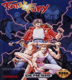 Fatal Fury ROM
