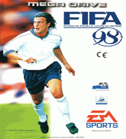 FIFA Soccer 98 - Road To The World Cup (8) ROM