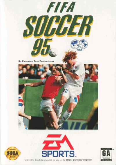 FIFA Soccer 95 (EUJ)