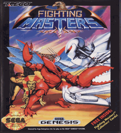 Fighting Masters ROM