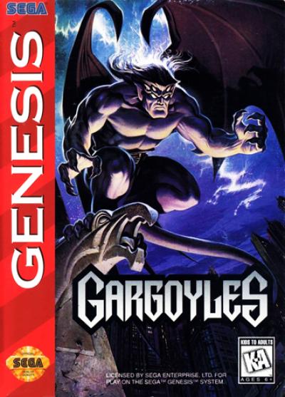 Gargoyles (4)