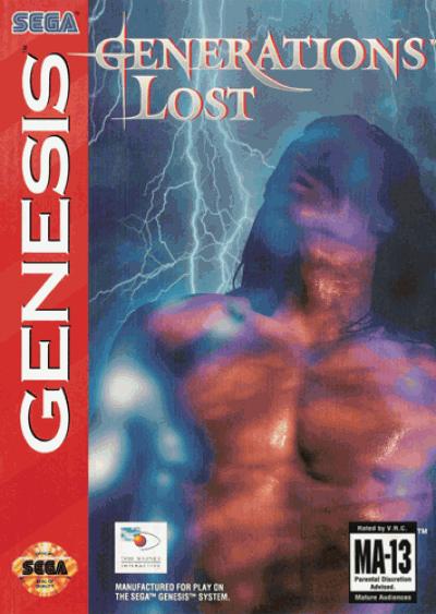 Generations Lost (JUE)
