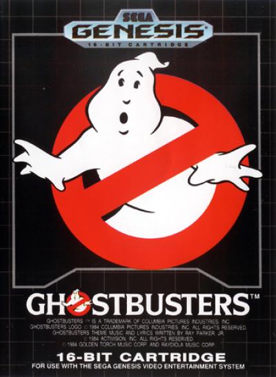 Ghostbusters (JUE) (REV 01)