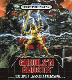 Ghouls 'N Ghosts (JUE) (REV 02) ROM