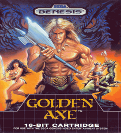 Golden Axe (JU) (REV 00) ROM