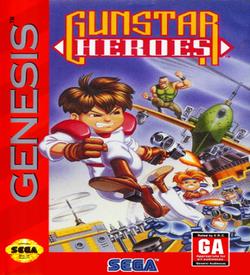 Gunstar Heroes ROM