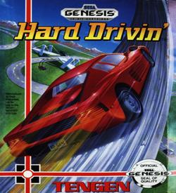 Hard Drivin' (JU) ROM