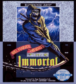 Immortal, The ROM