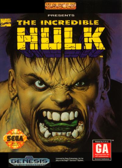 Incredible Hulk, The (JUE)