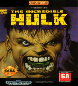 Incredible Hulk, The (JUE) ROM