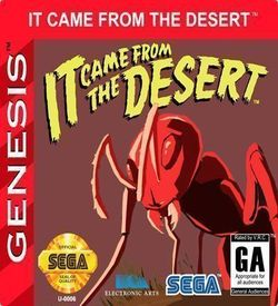 It Came From The Desert [x] ROM