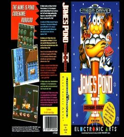 James Pond 2 - Codename RoboCod ROM