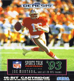 Joe Montana Sports Talk Football 2 ROM