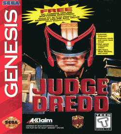 Judge Dredd The Movie ROM