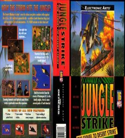 Jungle Strike (UEJ) ROM