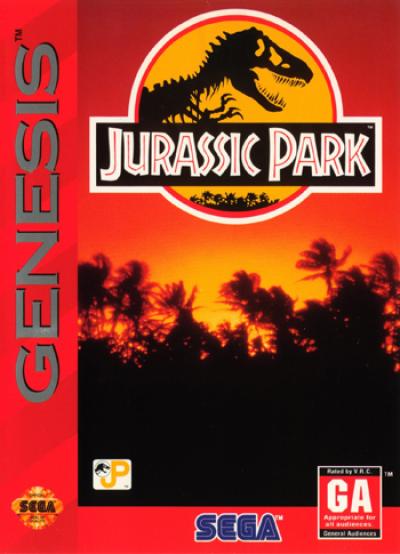 Jurassic Park - Rampage Edition (UJE)