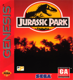 Jurassic Park - Rampage Edition (UJE) ROM