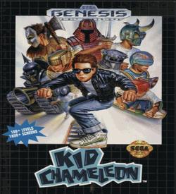 Kid Chameleon (JUE) ROM