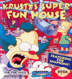 Krusty's Super Funhouse ROM