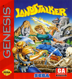 Landstalker - The Treasures Of King Nole (Eng) ROM