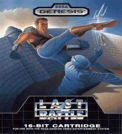 Last Battle ROM