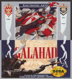 Legend Of Galahad, The ROM