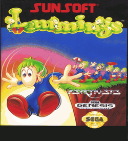 Lemmings ROM