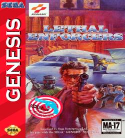 Lethal Enforcers ROM