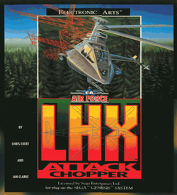 LHX Attack Helicopter ROM