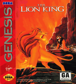 Lion King, The (UEJ) ROM