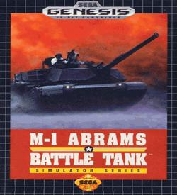 M1 Abrams Battle Tank (JUE) (REV 01) ROM