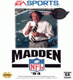 John Madden NFL 94 (UEJ) [b1] ROM
