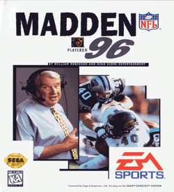 Madden NFL 96 ROM