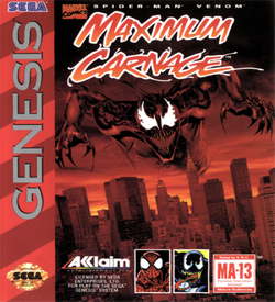 Maximum Carnage ROM