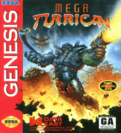Mega Turrican ROM
