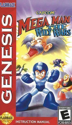 Mega Man - The Wily Wars
