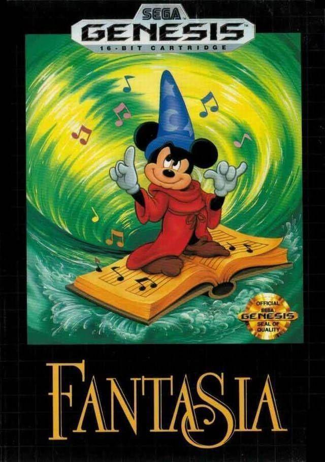 Mickey Mouse - Fantasia (REV 00)