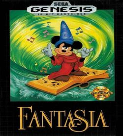 Mickey Mouse - Fantasia (REV 00) ROM