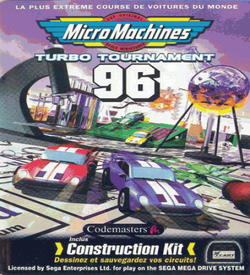 Micro Machines 96 (V1.1) [a1] ROM
