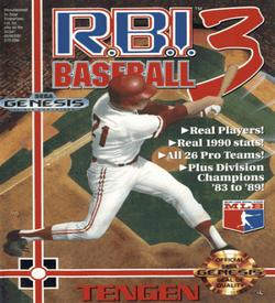 RBI Baseball 3 (UJE) [b1] ROM
