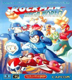 Rockman Megaworld ROM