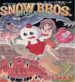 Snow Brothers (JUE) [b1] ROM