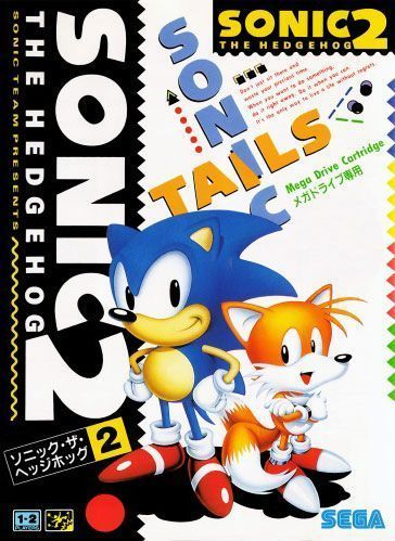 Sonic And Knuckles & Sonic 2 (JUE)