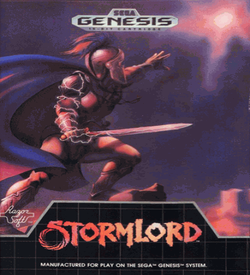 Stormlord ROM