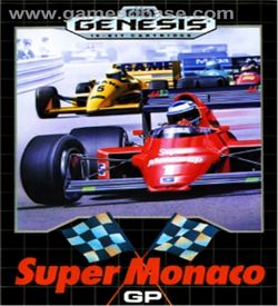 Super Monaco Grand Prix (REV 03) ROM