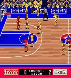 Super Real Basketball ROM