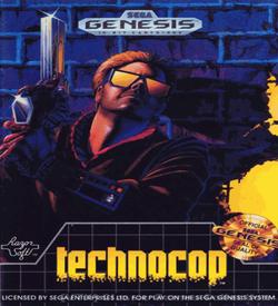 Technocop ROM