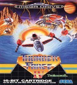 Thunder Force IV ROM