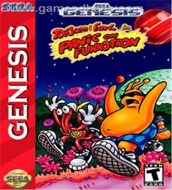 Toejam & Earl In Panic On Funkotron ROM