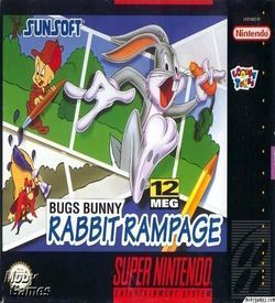 Bugs Bunny - Rabbit Rampage ROM